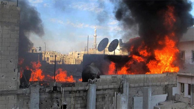 How Syrian Christians are in danger