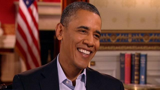 TRANSCRIPT: Bill O'Reilly interviews President Obama