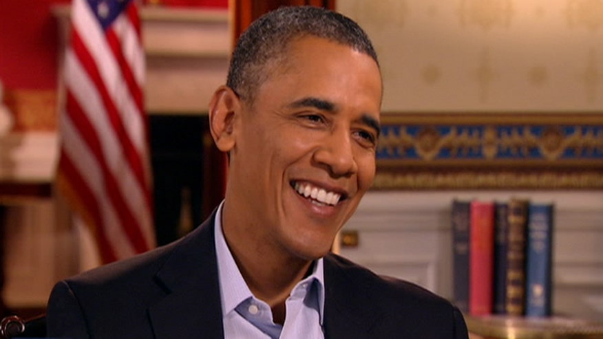 Bill sits down with President Barack Obama to discuss an array of topics