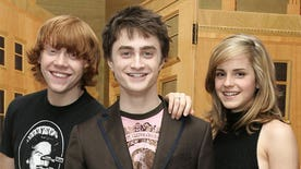 Author says having Ron Weasley and Hermoine Granger marry was a mistake