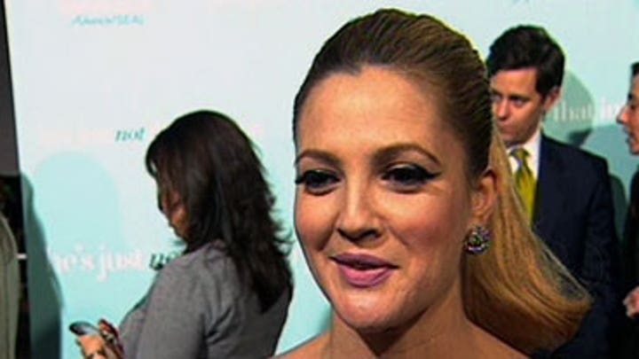 Drew Barrymore on Dating