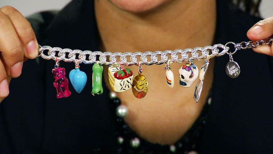 Jewelry designer Venessa Arizaga shows us how to make a one-of-a-kind charm bracelet.