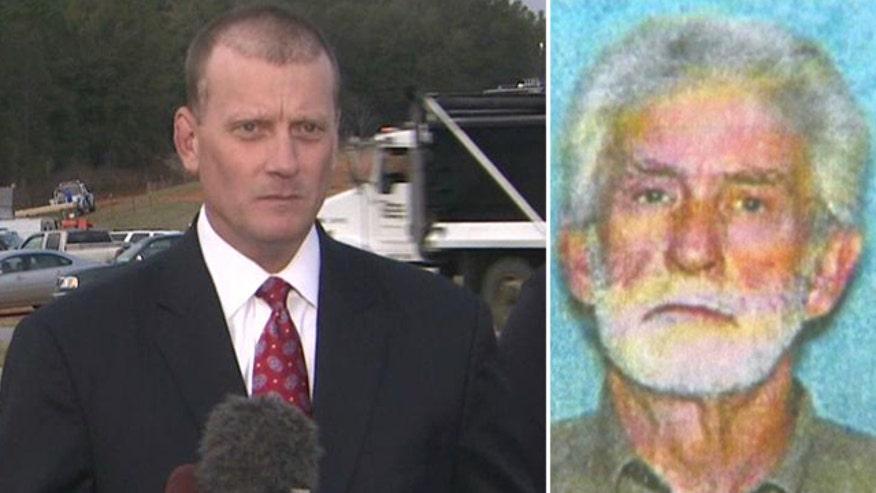 Alabama kidnap suspect dead