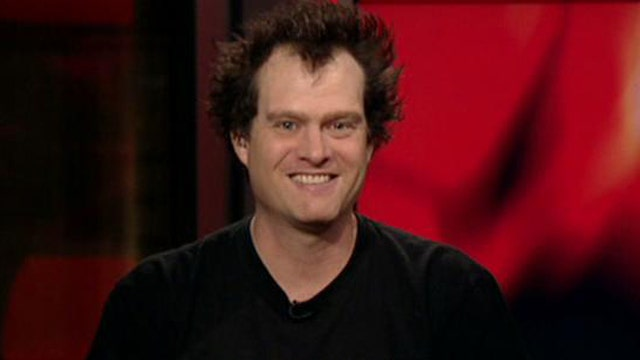 Electric Six Lead Singer Dick Valentine On Red Eye On