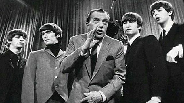 How 'The Ed Sullivan Show' boosted the Beatles to stardom