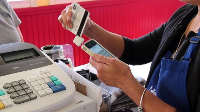 A new credit card payment application is making payments as simple as a swipe, click, and signature on your phone