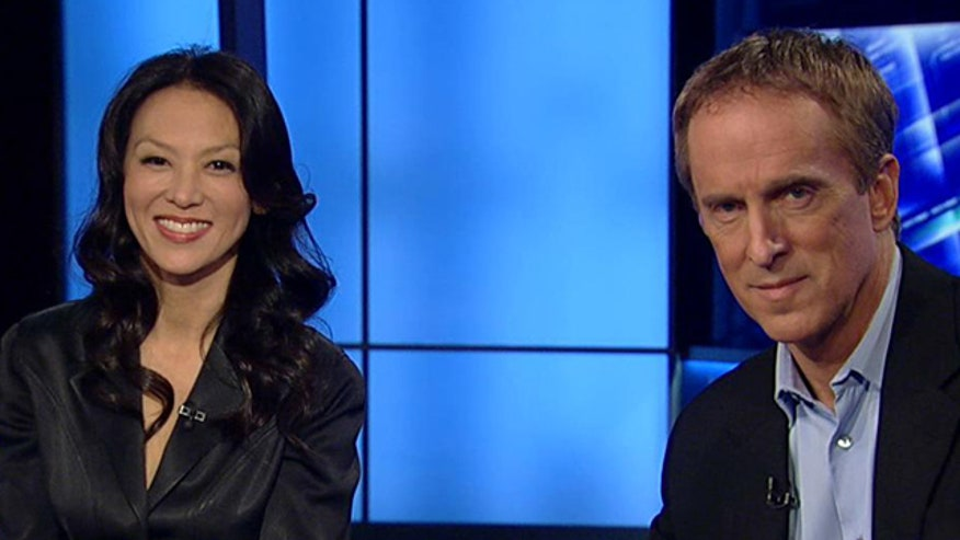 Amy Chua, Jed Rubenfeld discuss 'The Triple Package'