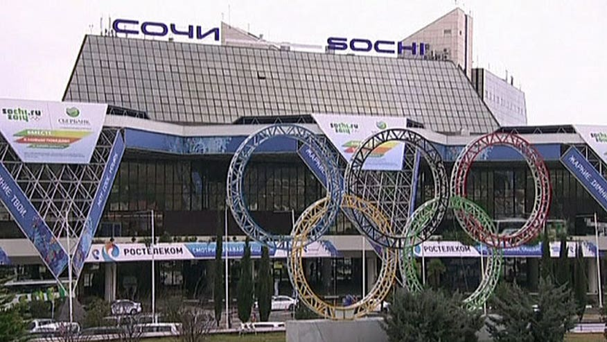 Judy Miller on alarming conditions in Sochi, from unfinished hotel rooms to security concerns