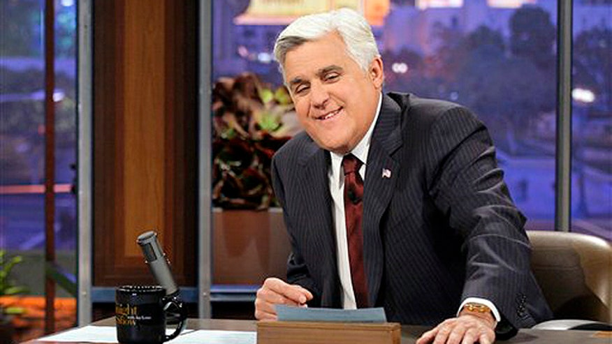 'Off the Record', 2/6/14: NBC is foolish for booting Jay Leno, Fox Broadcasting should grab the late-night show icon