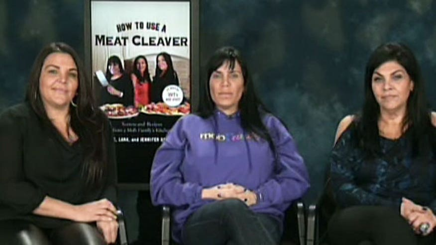 Graziano sisters dish on their new cookbook, ''How to Use a Meat Cleaver'