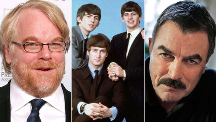 Philip Seymour Hoffman, 'Blue Bloods,' Jen Selter and The Beatles were all in the news this week