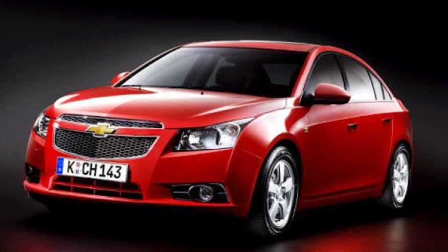 Chevrolet introduces its first diesel-powered car in the U.S. since  1986 at the Chicago Auto Show