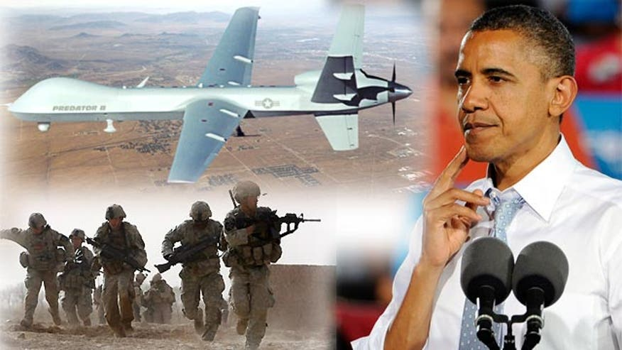 Defense and foreign policy intrude on Obama re-launch; Chris Stirewalt and guests discuss