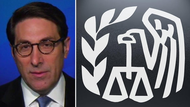 Jay Sekulow: The IRS has been caught 'red-handed'