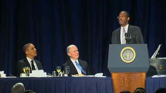 Dr. Benjamin Carson's speech at prayer breakfast