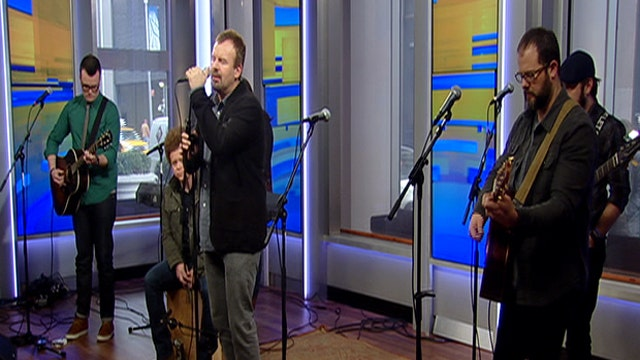 After the Show Show: Casting Crowns