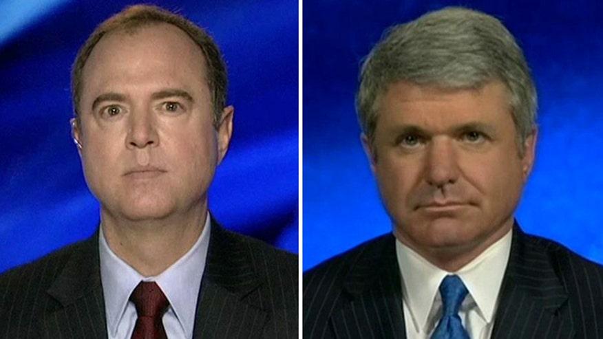 Reps. McCaul, Schiff on 'Fox News Sunday'