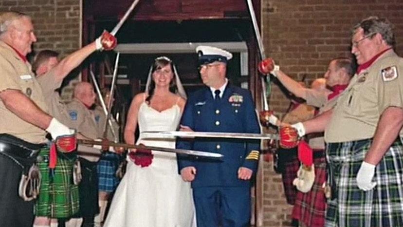 Georgia organization gives military couples free weddings
