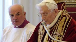 Pope Benedict's decision to resign the papacy is being blamed on his age – nearly  – and his health – never robust. He might just as well have been diagnosed with a broken papal heart.