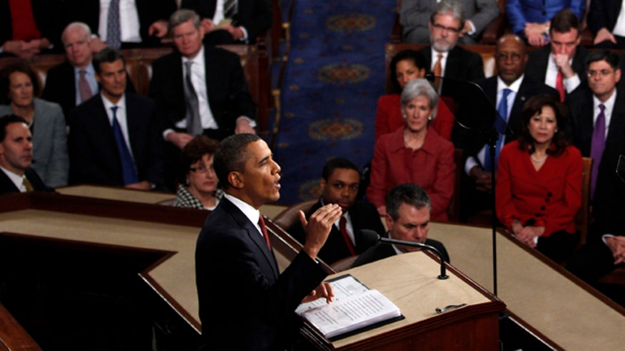 John Hlinko and David Laska on what to expect from the President's State of the Union address