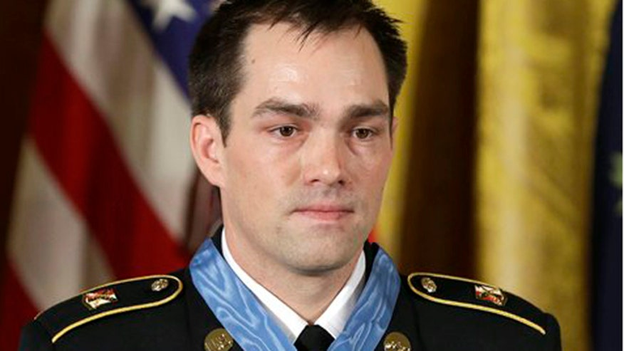 Another name added to the distinguished list of Medal of Honor recipients