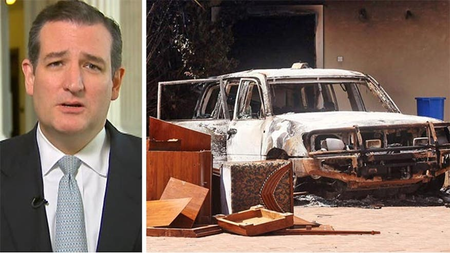 Texas Republican calling for a joint select committee to investigate attack