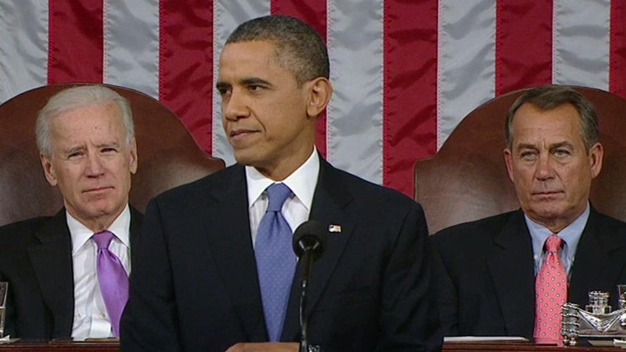 State of the Union, Part 1: President declares 'the state of our union is strong'