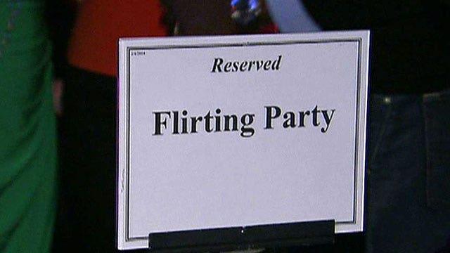'Dateologist' teaches the fine art of flirting