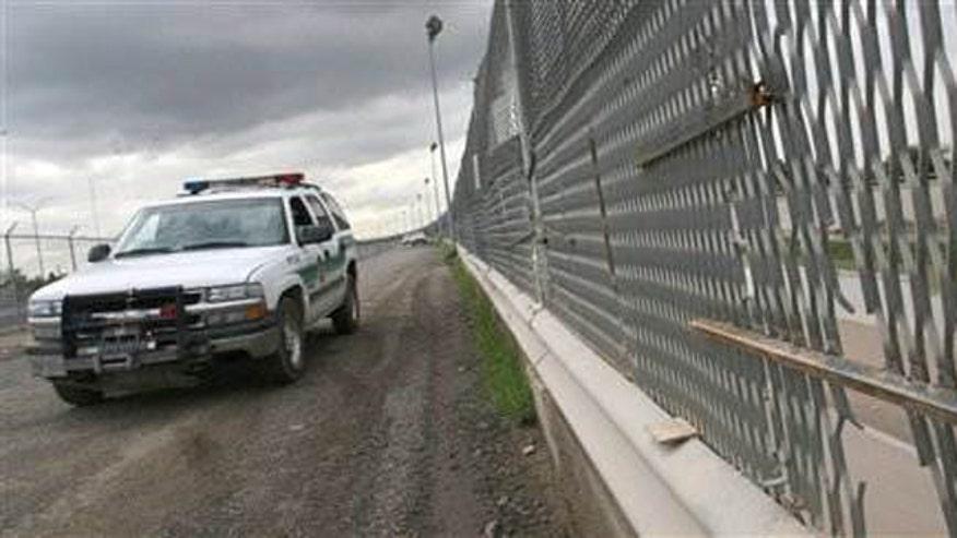 William La Jeunesse reports from Nogales, Arizona