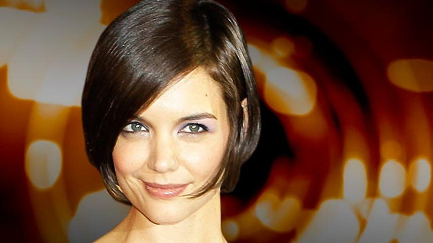 Hollie McKay on why Katie Holmes is loving the single life, even on Valentine's Day