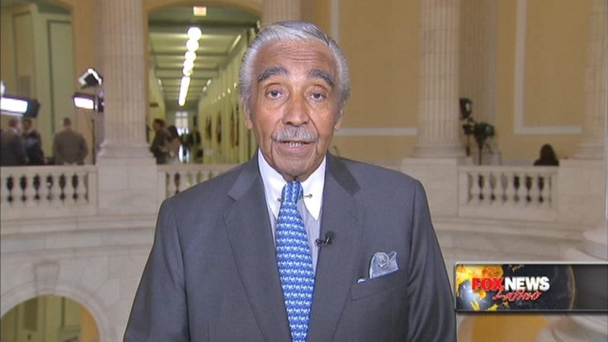 Congressmen Charles Rangel on Marco Rubio's response to Obama's speech.