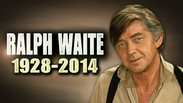 Ralph Waite Ralph Waite dead at On