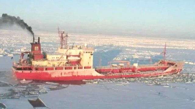 New Cold War brewing between US, Russia in the Arctic?