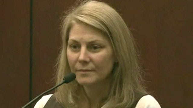 Amanda Hayes wraps up her testimony in murder trial