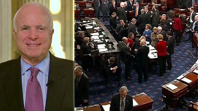 Where is Senate battle over Hagel headed?
