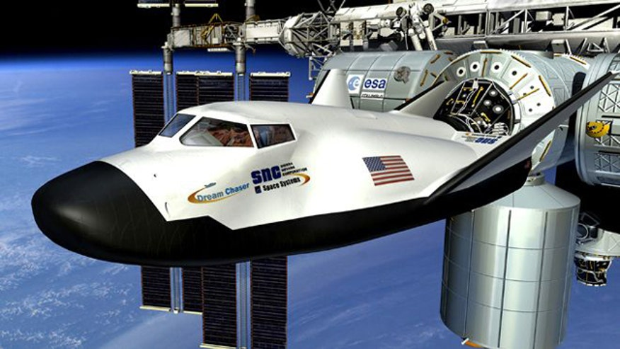 Allison Barrie on how the new US space race has taken a big step closer to launching astronauts from America within five years.