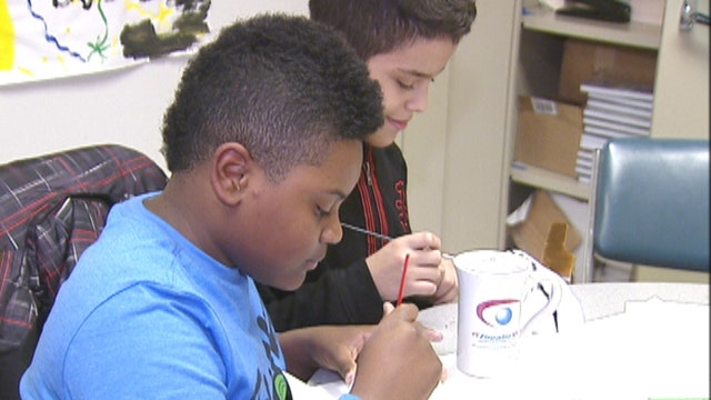 Art therapy gaining traction