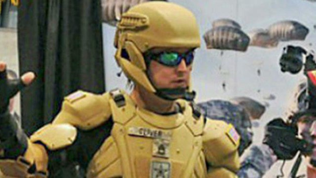 'Iron Man' suits for US military inching closer to reality?