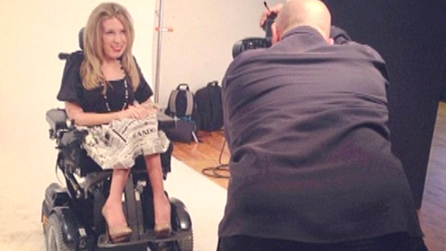 Dr. Danielle Sheypuk becomes New York Fashion Week's first wheelchair dependent runway model in history