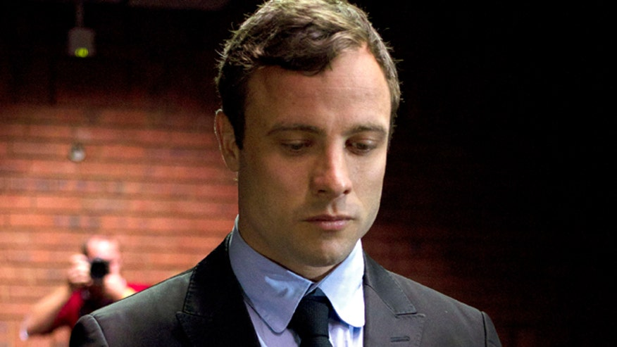 Greg Palkot reports on Oscar Pistorius