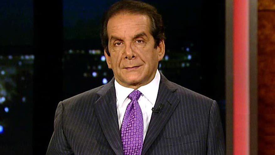 Krauthammer: Climate change