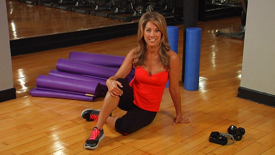 Fitness icon Denise Austin shows us three moves to get our bodies bikini-ready.