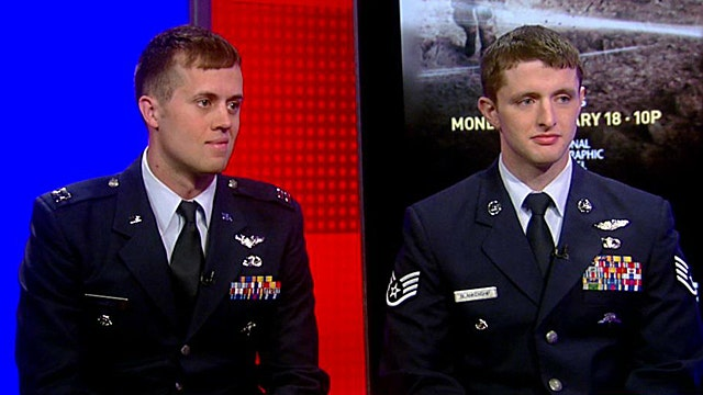Inside Combat Rescue Air Force Pararescue On Air