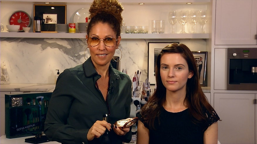 Makeup artist Sonia Kashuk shares her expert tips on how to apply bronzer like a pro.