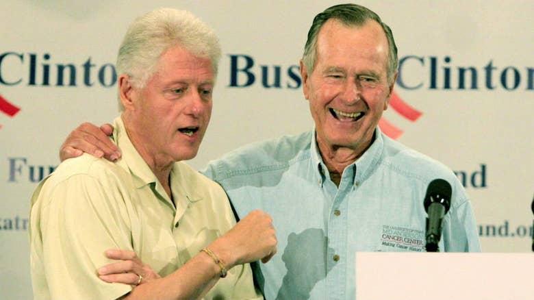 George H W Bush Funny