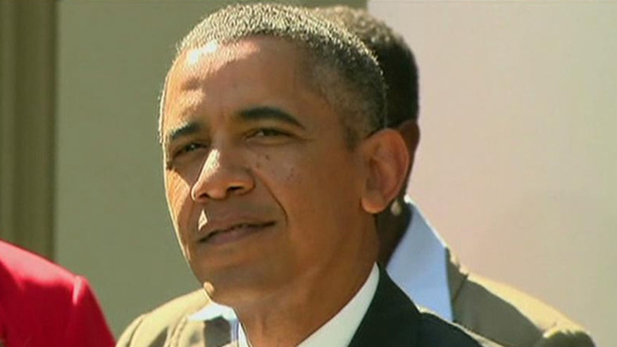 President Obama postpones law's employer mandate for another year