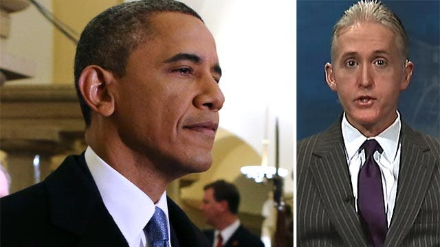 Republicans: Obama violating Constitution, but little can be done about it