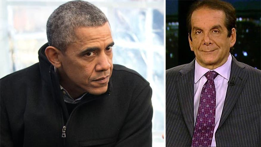 Syndicated Columnist Charles Krauthammer criticized President Obama's climate change agenda on Special Report Monday calling it driven by ideology.