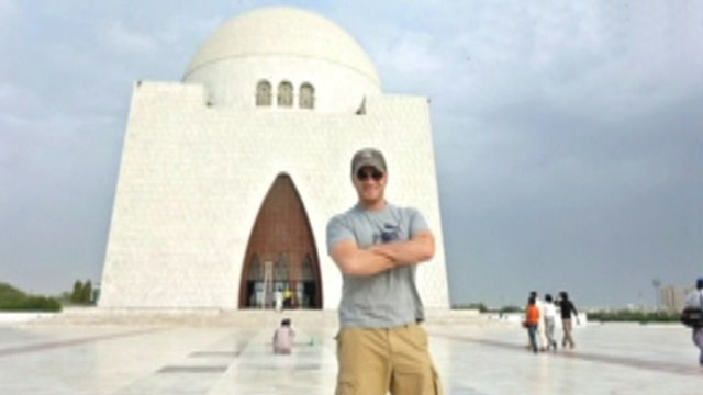 Meet the youngest American to visit every country