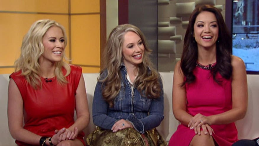 Sarah Davidson, Cassie Chapman and Erika Page White talk reality with a country twist